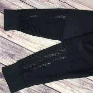 PINK Victoria's Secret Pants - Vic Secret PINK Classic Jogger Stretch Mesh Cuff